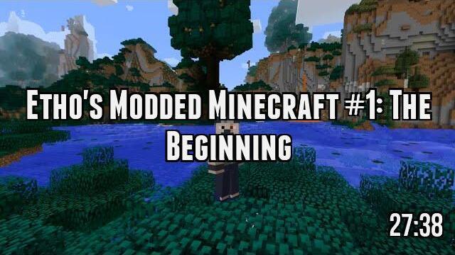 Etho's Modded Minecraft - EthosLab Unofficial - EthoLP com